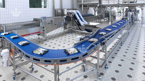 Neue Verpackungsabteilung von Van der Lee Seafish als strategischer Schachzug