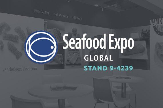 Kommen Sie uns auf der Seafood Expo Global in Brüssel besuchen?