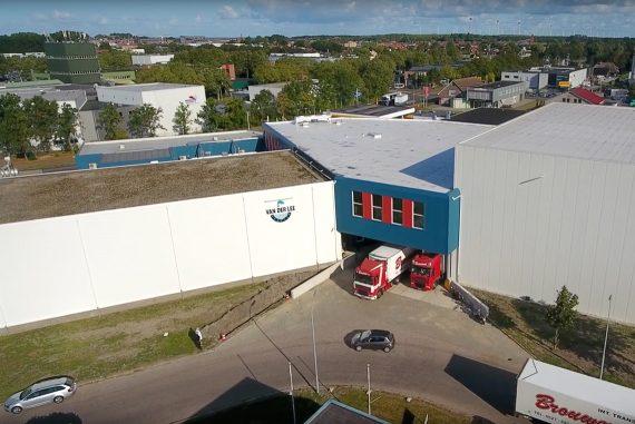 Neues Kühlhaus eröffnet; wesentliche Erweiterung realisiert.