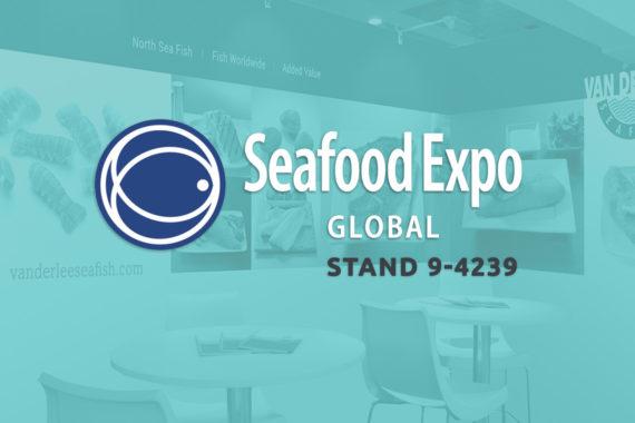 Kommen Sie uns auf der Seafood Expo Global 2020 in Brüssel besuchen?